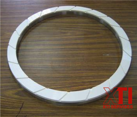 AMAT, Applied Material, CMP, Singapore, 300mm, 200mm, china, malaysia, Mirra, Reflexion, PPS, PEEK, SUS, carbon, retaining ring, guide ring,  Titan head, profiler